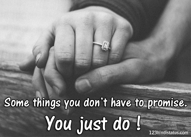 happy promise status for husband